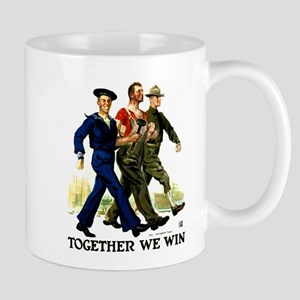 Together We Win Mug
