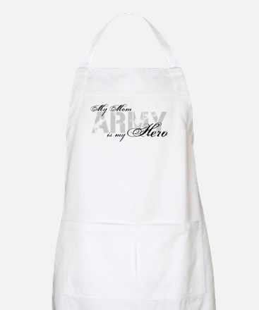 Mom is my Hero ARMY BBQ Apron