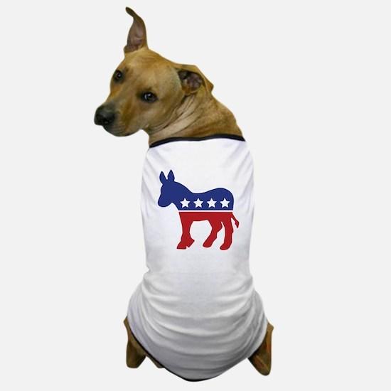 Democrat Donkey Dog T-Shirt