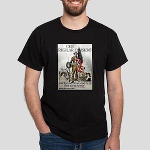 WWI Infantry Dark T-Shirt