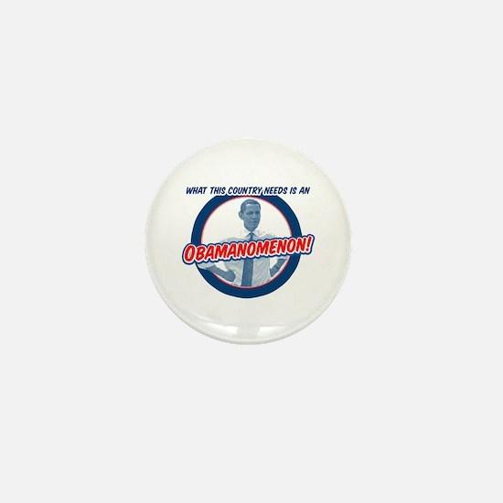 Obamanomenon Mini Button