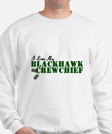 Love My Blackhawk Sweatshirt