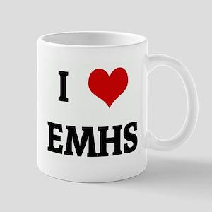 I Love EMHS Mug