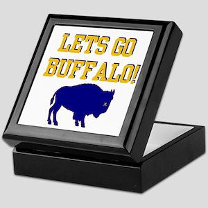 Buffalo Hockey Keepsake Box