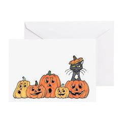 Greetings Card - Trick