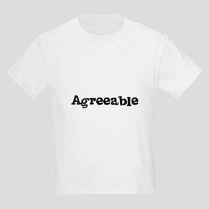 Agreeable Kids T-Shirt