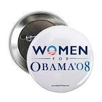 """Women for Obama"" 2.25"" Button"