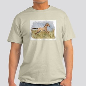 Akhal-Teke Artwork Light T-Shirt