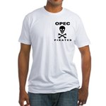 FU*K BIG OIL Fitted T-Shirt