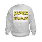 Super emilie Kids Sweatshirt
