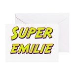 Super emilie Greeting Card