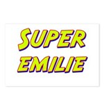 Super emilie Postcards (Package of 8)
