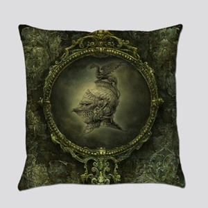 Knight Fantasy Everyday Pillow