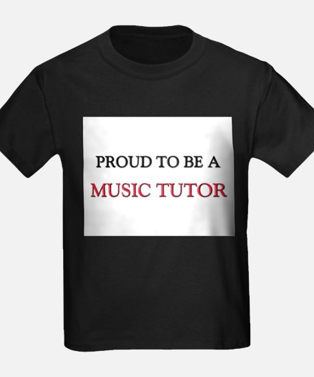Proud to be a Music Tutor T