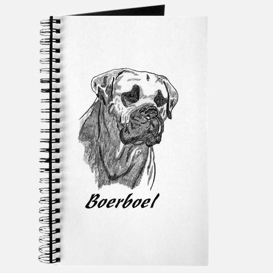 Cute Boerboel Journal