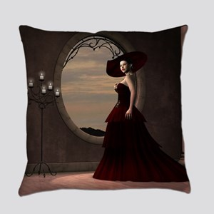 Nobel Lady Everyday Pillow