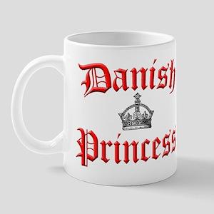 Danish Princess Mug