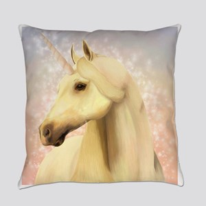 Magic Unicorn Everyday Pillow