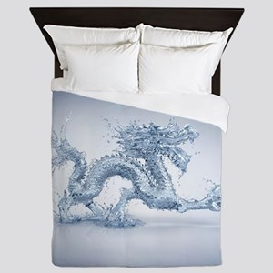 Water Dragon Queen Duvet