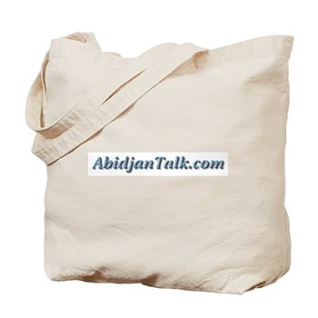 AbidjanTalk Tote Bag