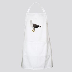 Seagull drawing Apron