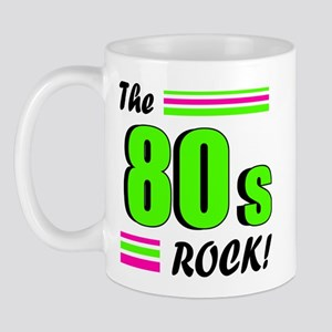 'The 80s Rock!' Mug
