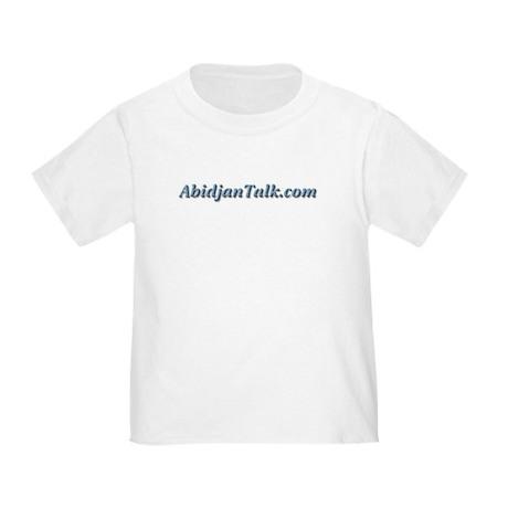 AbidjanTalk Toddler T-Shirt