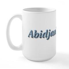 AbidjanTalk Large Mug