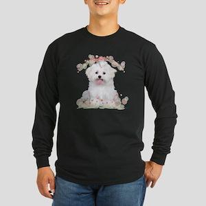 Malti Flowers Long Sleeve T-Shirt
