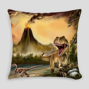 Predator Dinosaurs Everyday Pillow