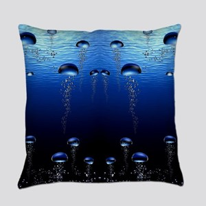 Beautiful Bubbles Everyday Pillow
