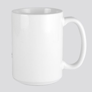 we met online Large Mug