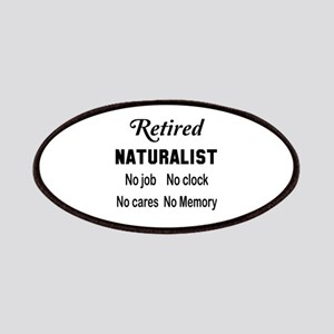 Retired Naturalist Patch