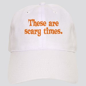 Scary Times Halloween Cap