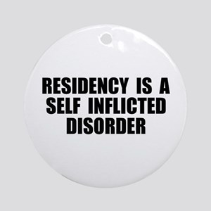Medical Residency Ornament (Round)