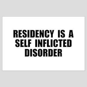 Medical Residency Large Poster
