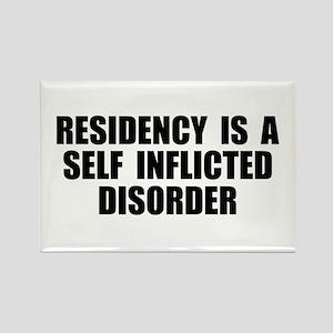Medical Residency Rectangle Magnet