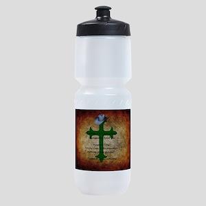 Gunsmoke Wild West Ccgaming Sports Bottle