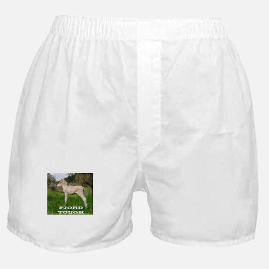 Fjord Horse Tough Boxer Shorts