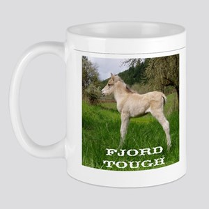 Fjord Horse Tough Mug