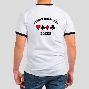 Texas Hold'em Poker Ringer T