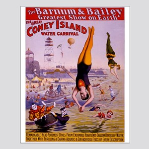 Barnum & Bailey (E) Small Poster