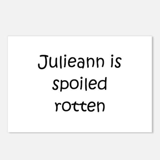 Unique Julieann Postcards (Package of 8)
