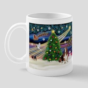 Xmas Magic - Basset Mug