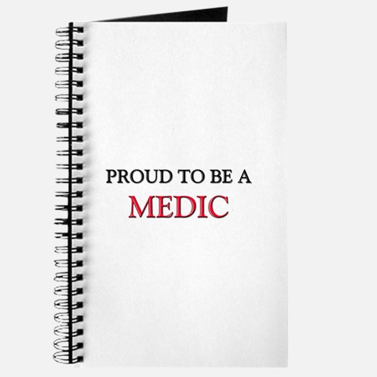 Proud to be a Medic Journal