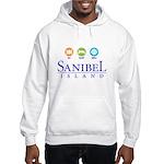 Eat-Sleep-Shell - Hooded Sweatshirt
