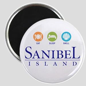 Eat-Sleep-Shell - Magnet