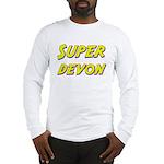 Super devon Long Sleeve T-Shirt