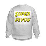 Super devon Kids Sweatshirt