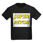Super devon Kids Dark T-Shirt